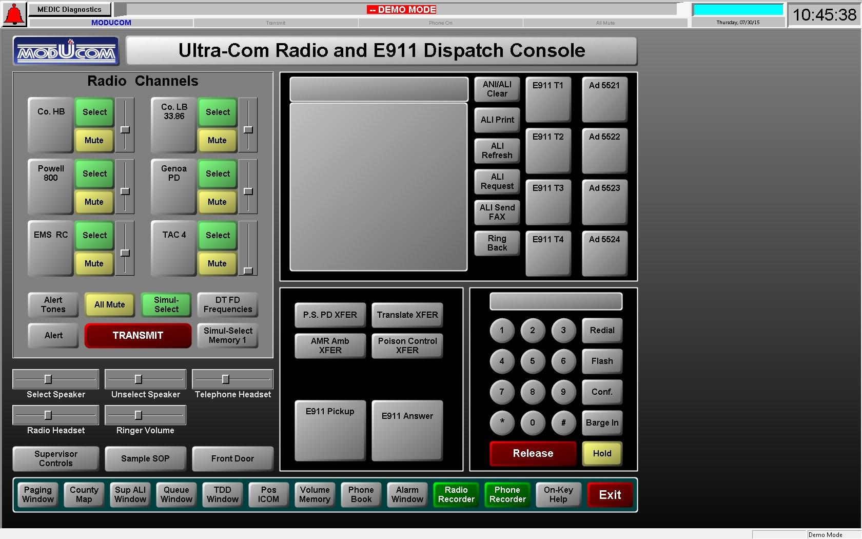 Ultra-Com 12.0.0 Demo