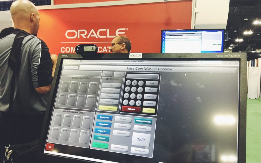 ModUcom Works with Oracle and Stancil