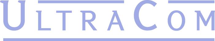 Logo_UltraCom_Blk